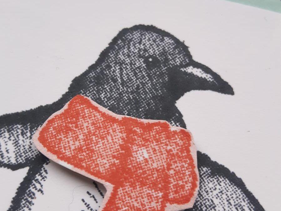 Poserende Playful Penguins