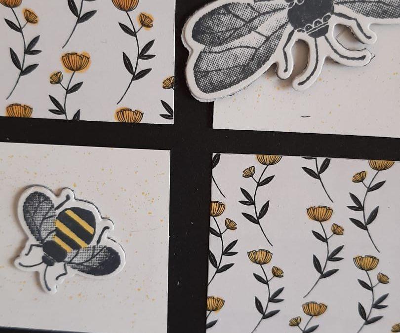 Alle bijen verzamelen!
