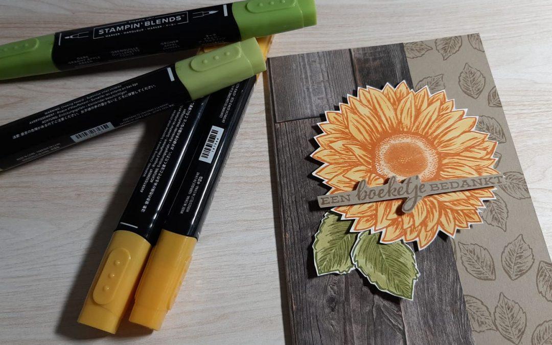 Zonnebloem fleurt DSP op.